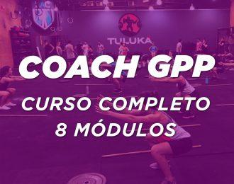Curso Coach en GPP – 8 Módulos – 100% ONLINE