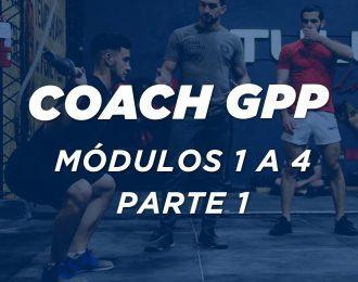 Curso Coach en GPP 4 Módulos – Parte 1 – 100% ONLINE