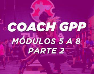 Curso Coach en GPP 4 Módulos – Parte 2 – 100% ONLINE