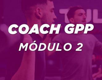 Curso Coach en GPP – Módulo 2 – 100% ONLINE