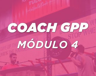 Curso Coach en GPP – Módulo 4 – 100% ONLINE