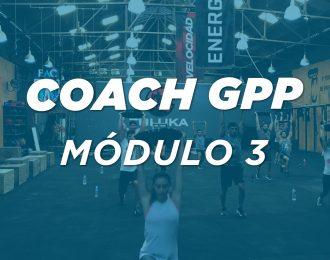 Curso Coach en GPP – Módulo 3 – 100% ONLINE