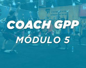 Curso Coach en GPP – Módulo 5 – 100% ONLINE