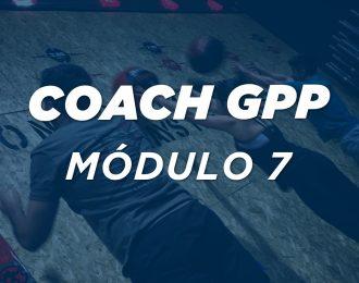 Curso Coach en GPP – Módulo 7 – 100% ONLINE