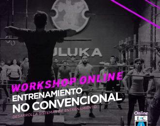 Workshop ENTRENAMIENTO NO CONVENCIONAL