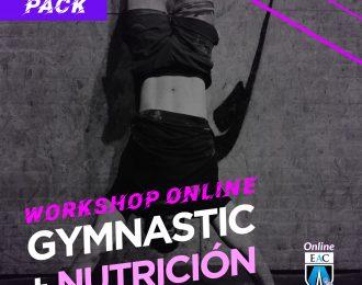 Workshop GYMNASTIC + NUTRICIÓN